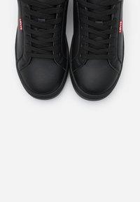 Levi's® - CAPLES - Trainers - regular black - 5