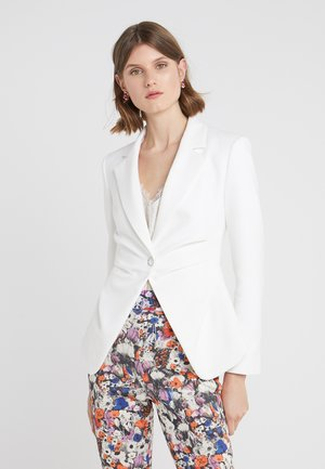 CELEBRATION GIACCA ARMATURATO TECNICO - Blazer - white