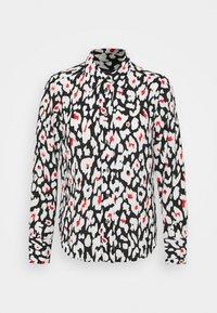ANIMAL SHIRT - Button-down blouse - multicolor