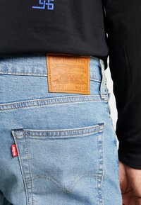 Levi's® - 512™ SLIM TAPER FIT - Vaqueros slim fit - pelican rust - 4