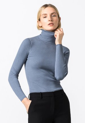 Jumper - smoky blue