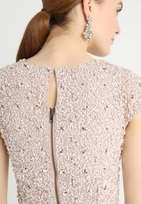 Lace & Beads - PICA  - Bluse - nude - 6