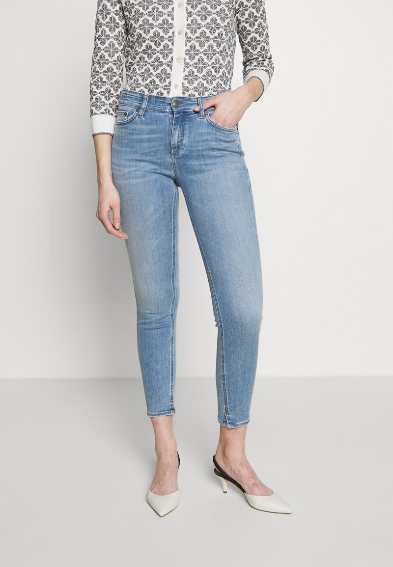 DRYKORN - NEED - Skinny džíny - light blue denim