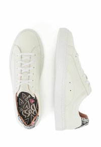 BOSS - KATIE - Trainers - open white - 4