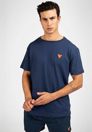 T-shirt basic - bleu