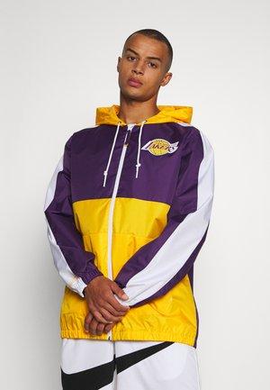 NBA LOS ANGELES LAKERS GAMEDAY LIGHTWEIGHT - Squadra - purple