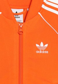 adidas Originals - SUPERSTAR SET - Collegetakki - orange/white - 5