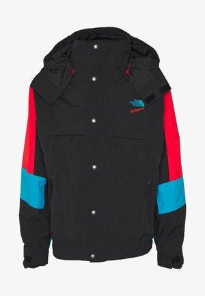 EXTREME RAIN JACKET - Lehká bunda - black