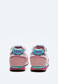 Pepe Jeans - KLEIN NEW - Tenisky - rosa malve - 3