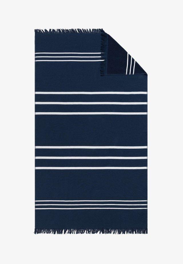 Serviette de plage - dark blue