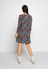 Vero Moda - VMJAMILLA SHORT DRESS  - Kjole - night sky - 3