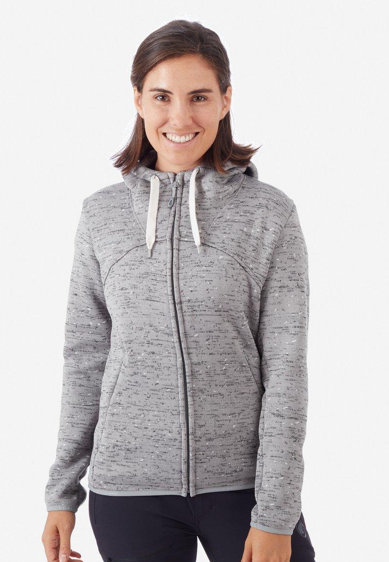 Mammut - CHAMUERA - Fleece jacket - grey
