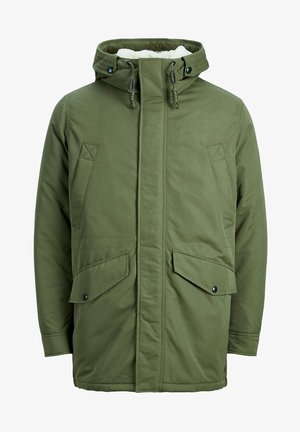 JJEWETLAND - Parka - olive night