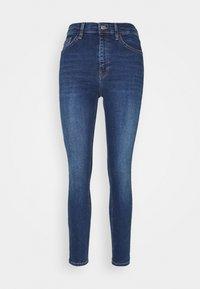 Topshop - RICH JAMIE - Jeans Skinny Fit - blue - 0