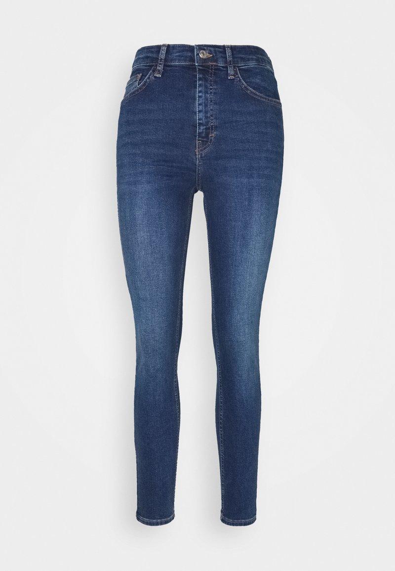 Topshop - RICH JAMIE - Jeans Skinny Fit - blue