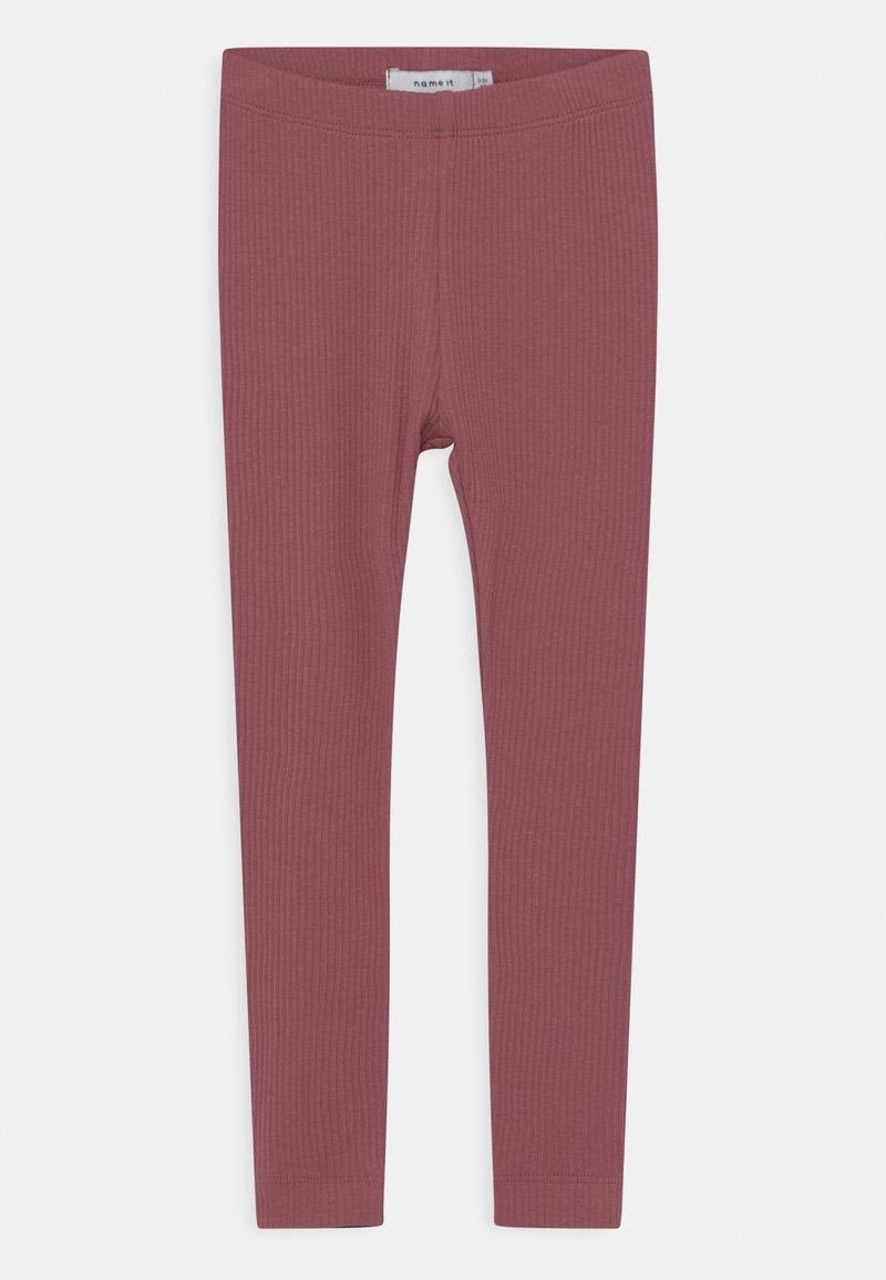 Name it - NMFKABEX - Leggings - Trousers - deco rose