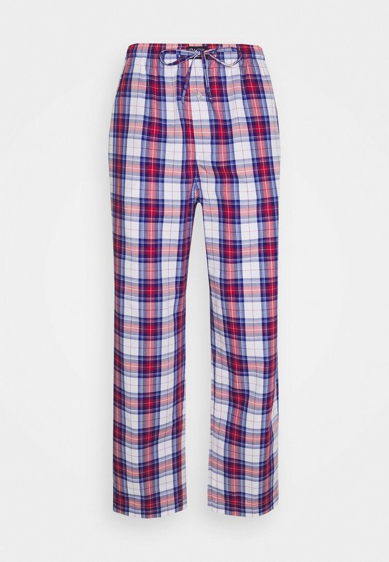 Polo Ralph Lauren - Pyžamový spodní díl - white