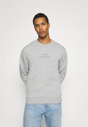 NEW STANDARD CREW  - Sweatshirt - grey melange