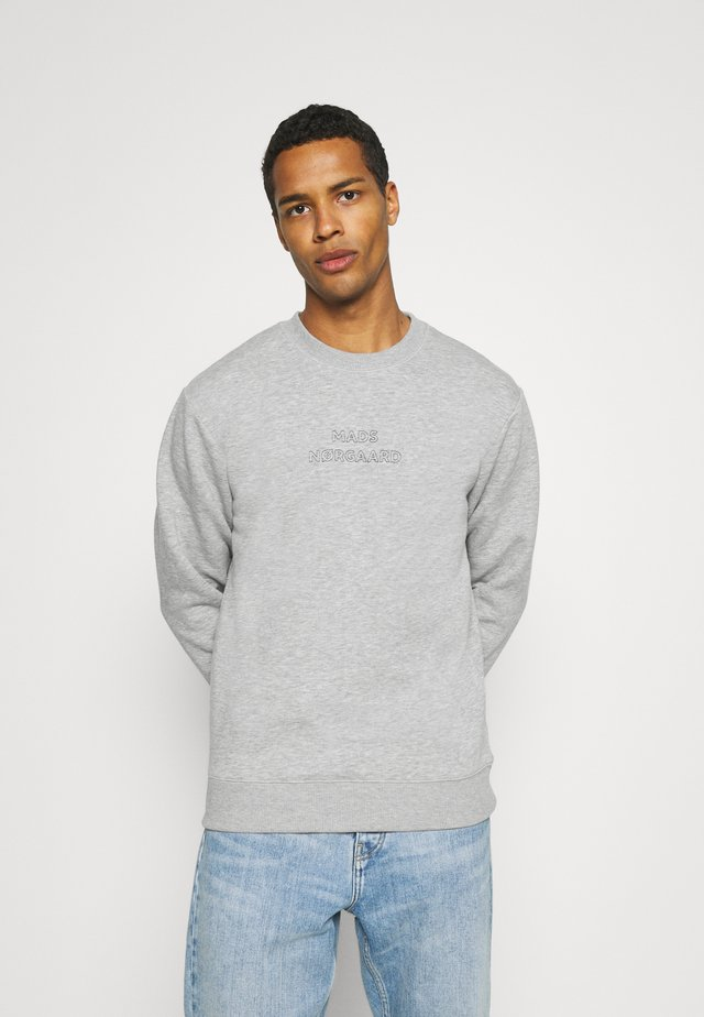 NEW STANDARD CREW  - Sweater - grey melange