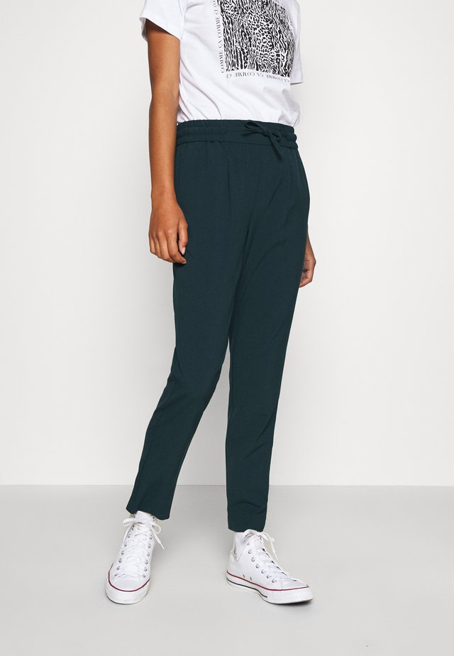 STRING PANTS  - Pantalon classique - deep teal