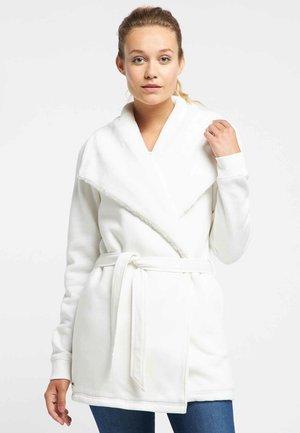 Short coat - white