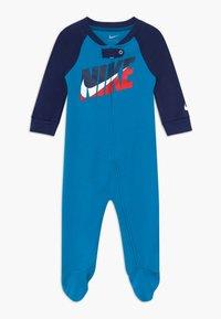 Nike Sportswear - BABY  - Pijama - laser blue - 0