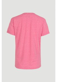 O'Neill - Basic T-shirt - rosa shocking - 5