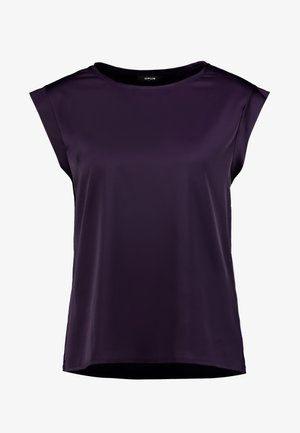 FABIOLE - Blouse - dark violet