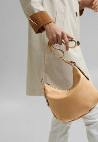 Esprit - Across body bag - camel - 2