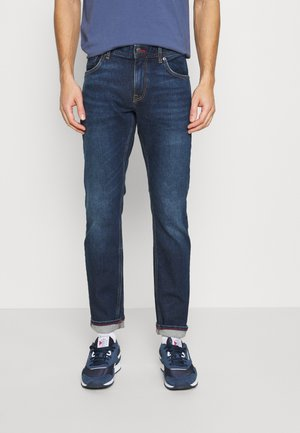 STRAIGHT DENTON - Jeans a sigaretta - denim