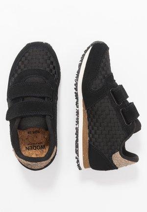YDUN KIDS TEEN - Sneaker low - black