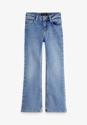 Relaxed fit jeans - crystal clear