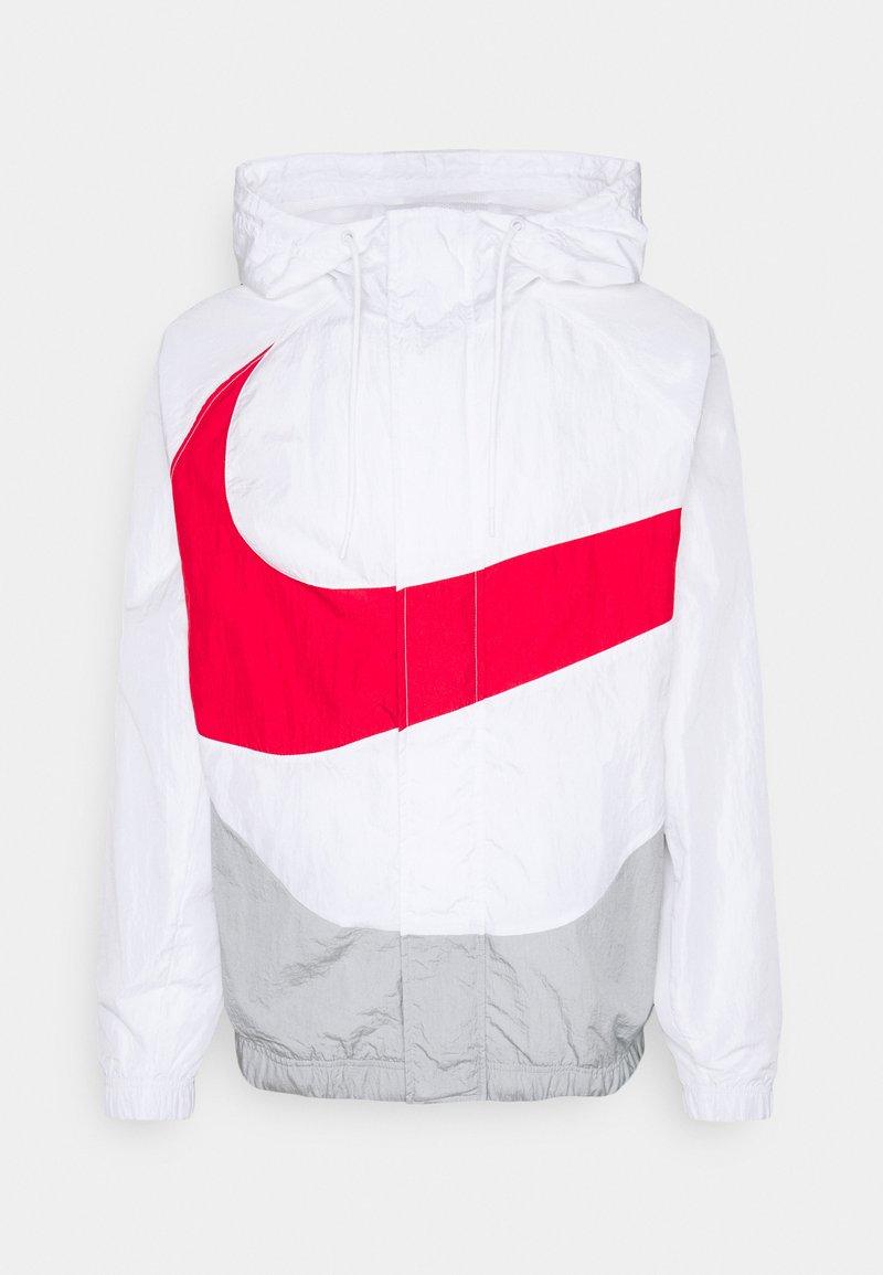 Nike Sportswear - Cortaviento - white/smoke grey/photon dust