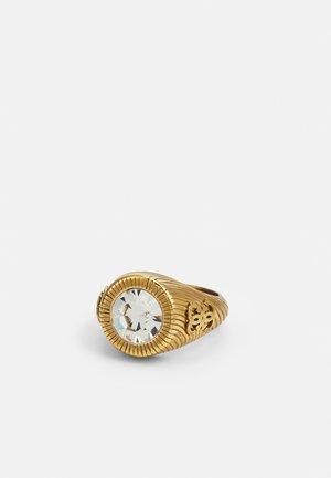 VINTAGE - Anello - antique yellow gold-coloured