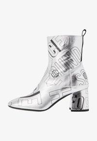 McQ Alexander McQueen - PHUTURE BOOT - Støvletter - silver/black - 1