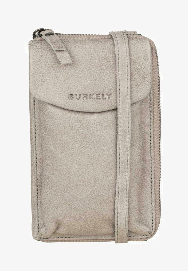 Burkely - Wallet - light grey