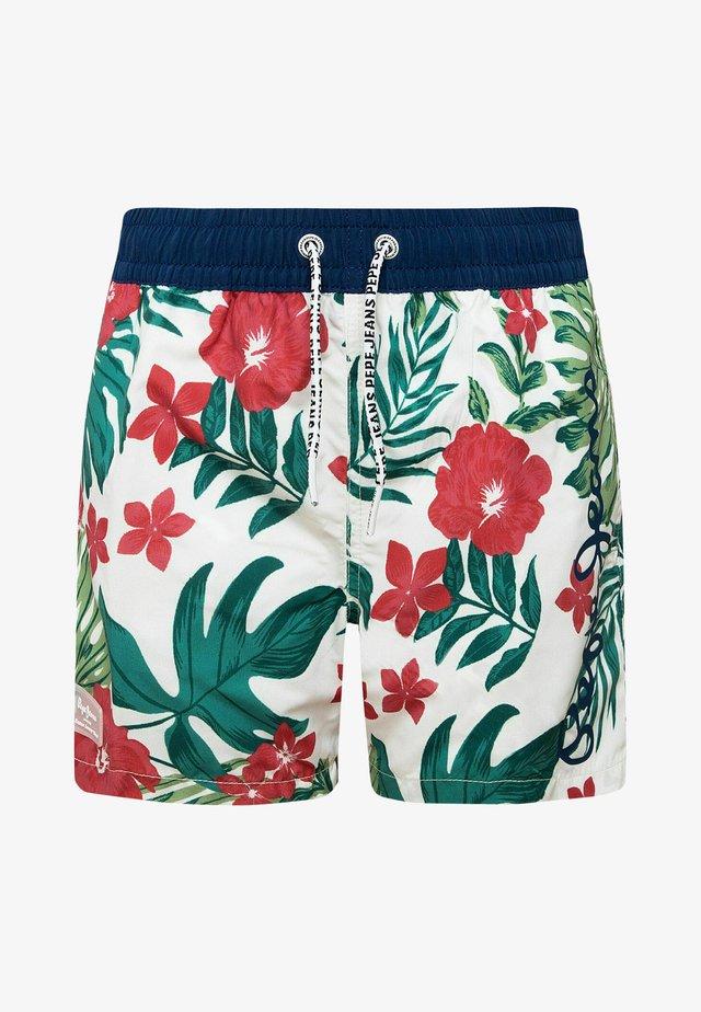 Shorts da mare - grün