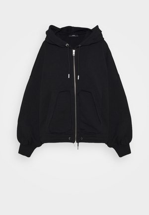 BILLY LOGO - Zip-up hoodie - black
