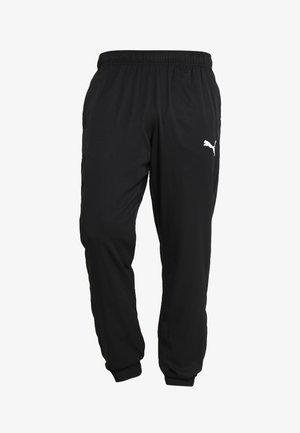 ACTIVE PANTS  - Joggebukse - puma black