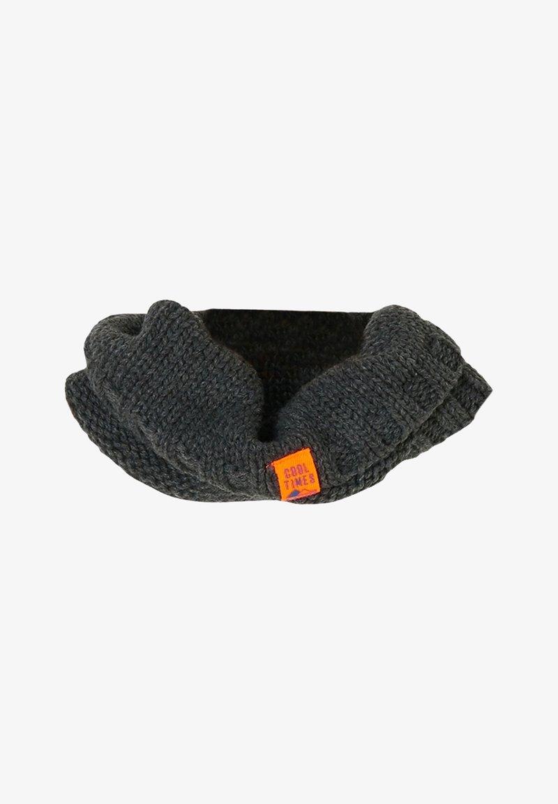 s.Oliver - Scarf - dark grey