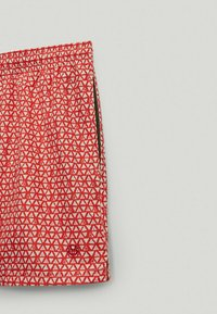 Massimo Dutti - Swimming trunks - red - 5