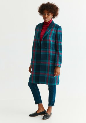 SOWIA - Classic coat - dark green