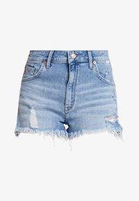 Mavi - ROSIE - Denim shorts - mid retro 80's - 3