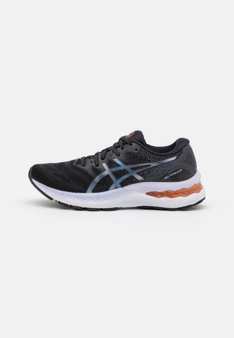 ASICS - GEL NIMBUS 23 - Zapatillas de running neutras - black/carrier grey