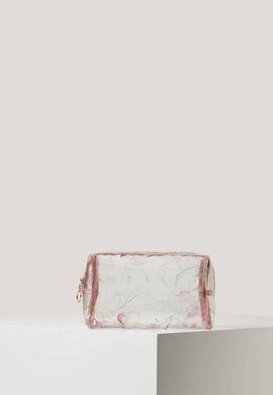 Wash bag - light pink
