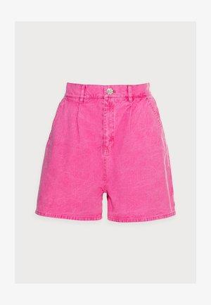 NOLA - Denim shorts - chateau rose