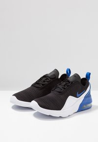 Nike Sportswear - AIR MAX MOTION 2  - Sneakers basse - black/game royal/white - 3