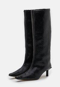 MIISTA - SANDY - Boots - black - 2