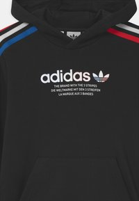 adidas Originals - HOODIE UNISEX - Sweatshirt - black - 2