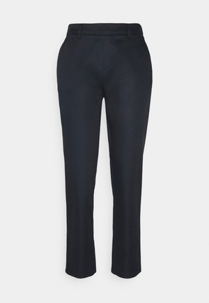 BASIC - Chino - Trousers - dark blue